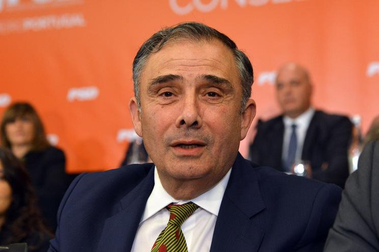 José Silvano, secretário-geral do PSD