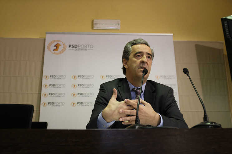 Miguel Seabra, presidente da concelhia do PSD