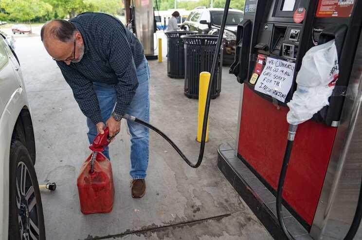 Hackers deixam EUA com medo de ficar sem gasolina