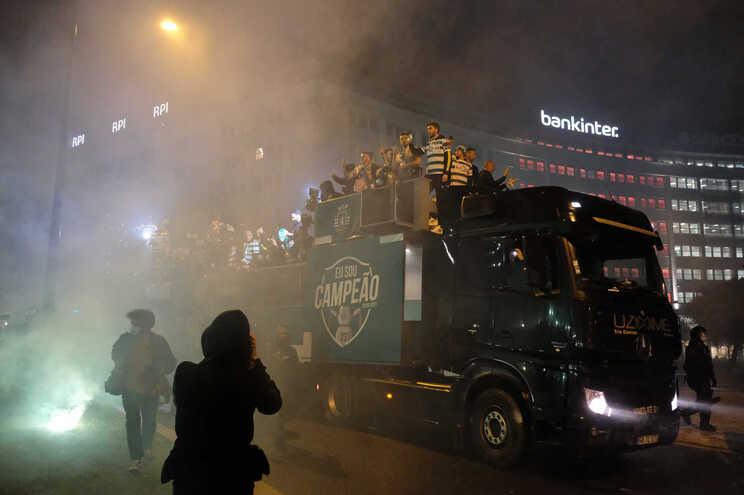 IGAI reitera que Sporting não respondeu a inquérito sobre festejos