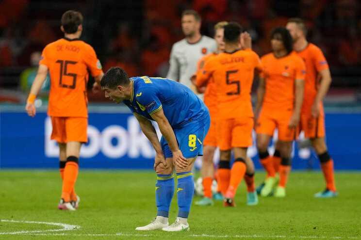 Os Países Baixos venceram este domingo
