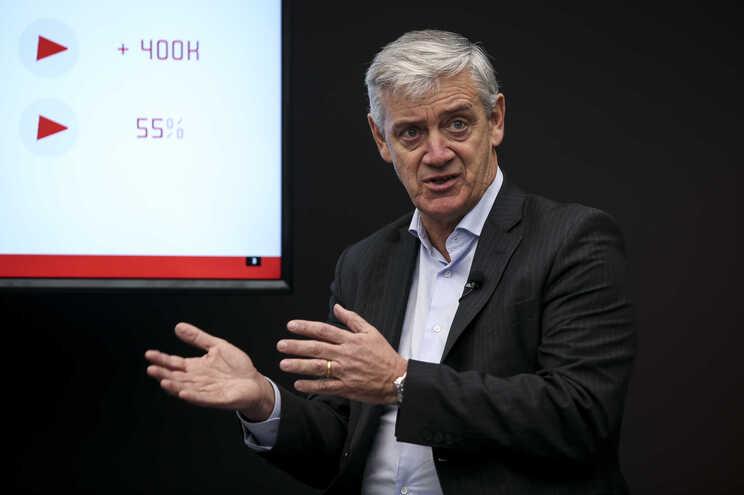 Domingos Soares Oliveira, administrador da SAD do Benfica