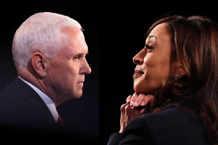Pence e Kamala poderão ter protagonismo acrescido na próxima administração norte-americana