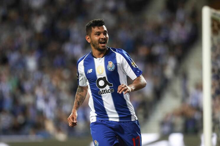 Jesus Corona, avançado do F. C. Porto