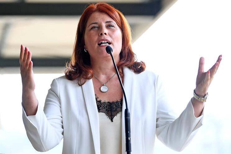 Presidente da Câmara do Marco de Canaveses, Cristina Vieira