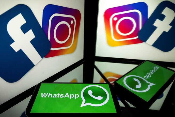 Tanto o WhatsApp como o Facebook pertencem à Facebook