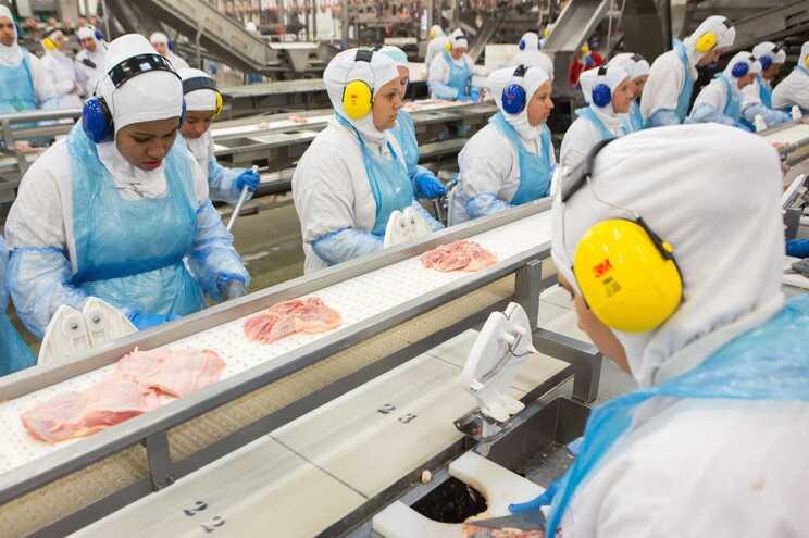 O apagão pode causar problemas ao fornecimento de carne nos EUA, Canadá e outros países