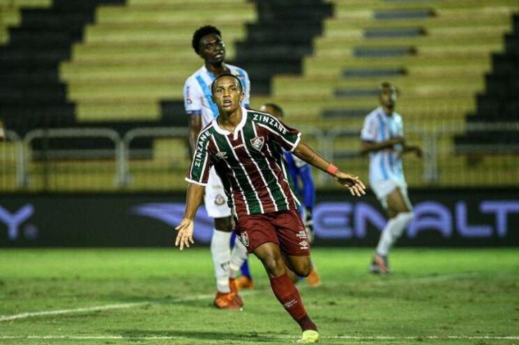 Jovem promessa brasileira Kayky foi contratado pelo Manchester City