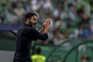 Amorim garante equipa preparada para reagir no Estoril à derrota com Ajax