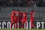 O Benfica venceu o Vitória este domingo
