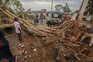Pelo menos 81 mortos devido à passagem do ciclone Tauktae na Índia
