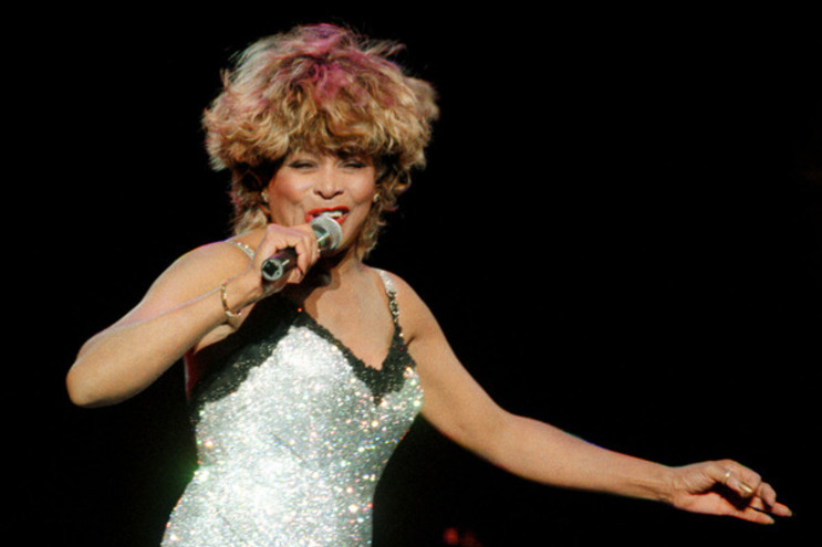 Tina Turner em concerto