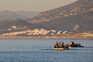 Dos cerca de oito mil migrantes que entraram em Ceuta, 1500 são menores