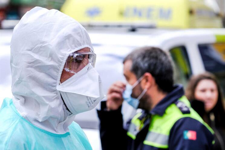 Em Portugal já morreram 714 pessoas e foram infetadas 20.206 desde o início da pandemia