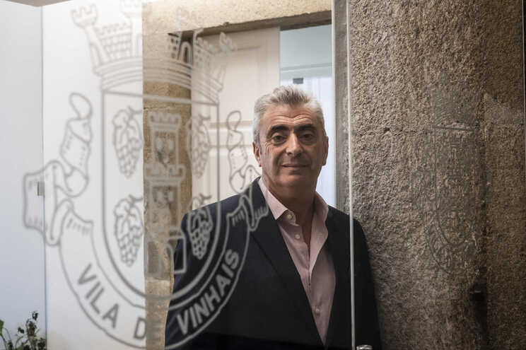 """O concelho de Vinhais é, segundo o seu presidente, Luís Fernandes, """"neste momento o mais prejudicado"""""""