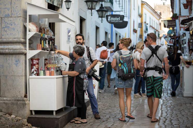Imagem de arquivo do Festival Literário Folio