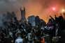 Reduzida sanção a adepto que queimou cachecol do Benfica