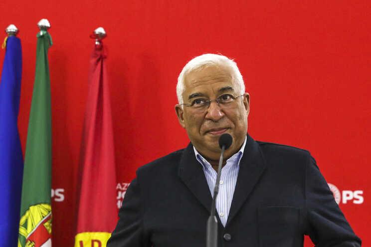 António Costa convoca Comissão Política do PS