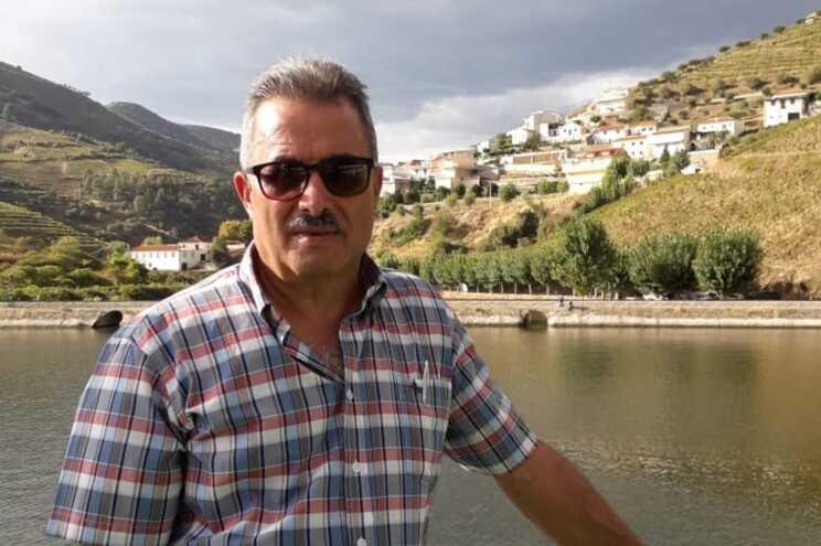Arlindo Midões, um dos fundadores da APW - Associação Portuguesa de Walferdange