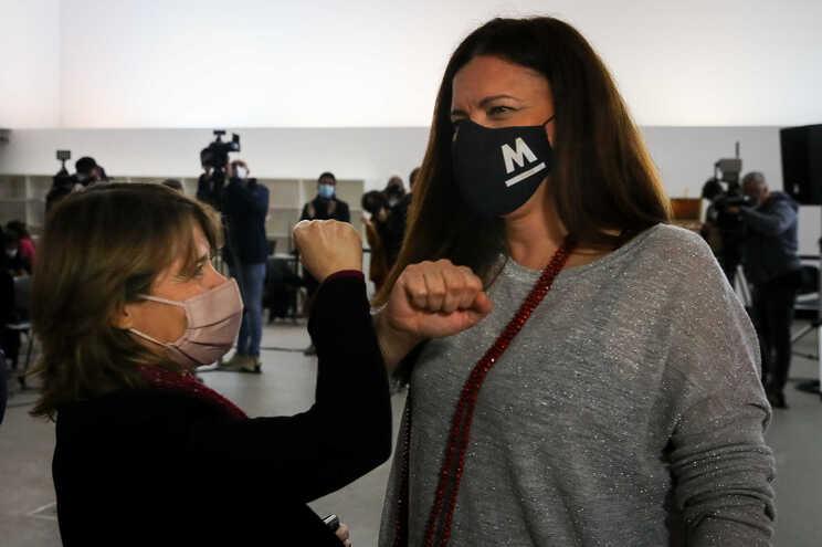 Bloco de Esquerda já garantiu que vai pgar a totalidade da campanha de Marisa Matias