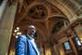 Mamadou Ba, dirigente do Sos Racismo