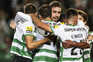 O Sporting venceu o Moreirense este sábado