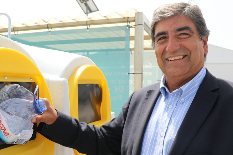 Carlos Martins, secretário de Estado do Ambiente