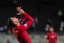 Cristiano Ronaldo atingiu a marca dos 101 golos apontados ao serviço da seleção portuguesa