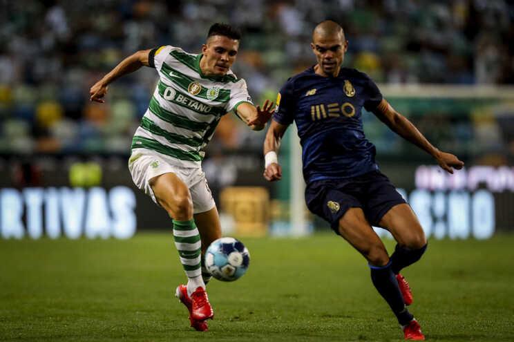 Sporting e F.C. Porto empataram a uma bola no clássico