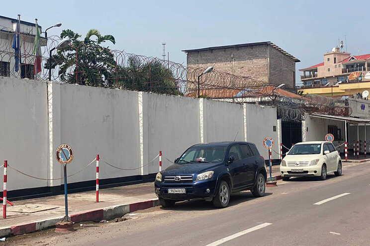 Embaixada da Itália, em Kinshasa