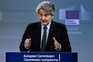 Comissário europeu para o Mercado Interno, Thierry Breton
