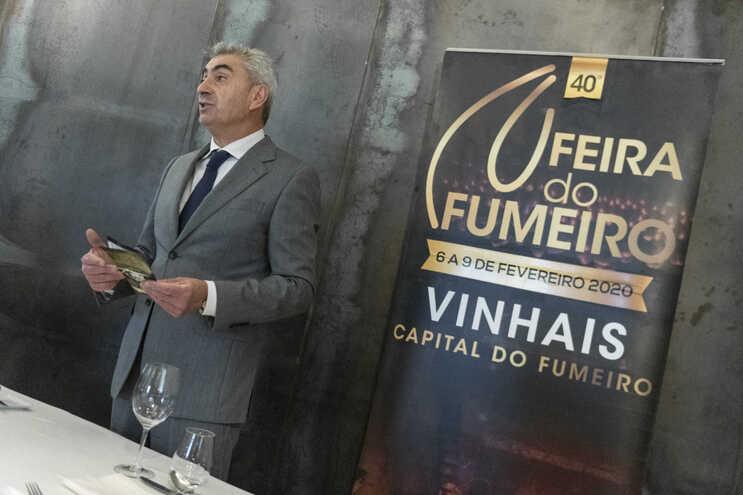Luís dos Santos Fernandes, presidente da Câmara de Vinhais