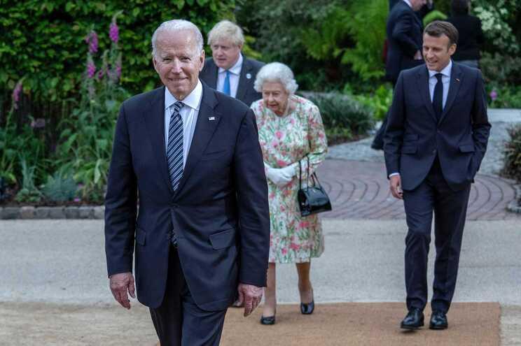 Boris ameaçou e Biden pediu alternativa  à Nova Rota da Seda