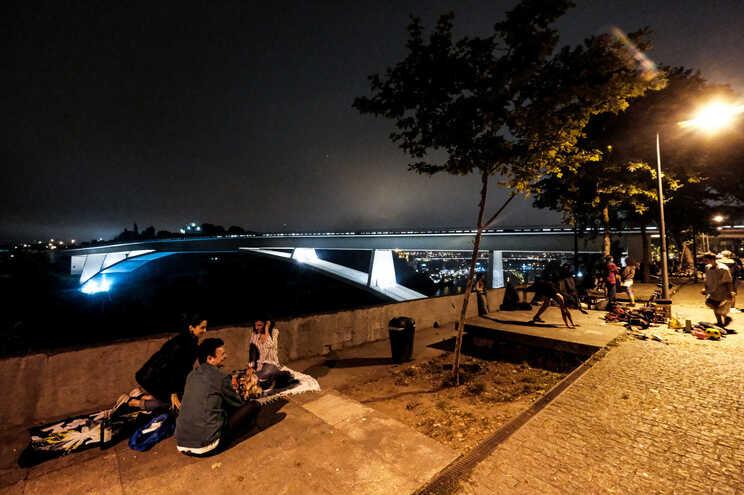 Espaços de diversão itinerantes no Porto com horários alargados