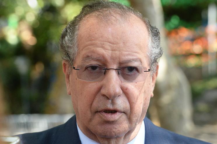 Ireneu Barreto representante da República na Madeira