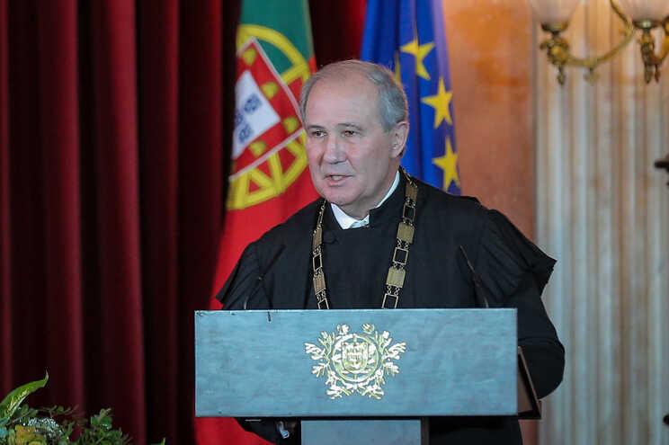 António Joaquim Piçarra, presidente do Supremo Tribunal de Justiça e por inerência do Conselho Superior