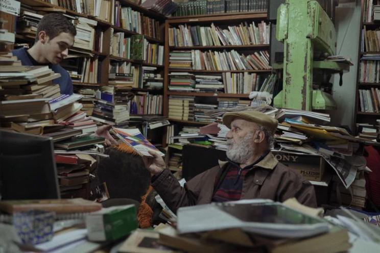"""Filme """"Adeus aos Livros"""""""