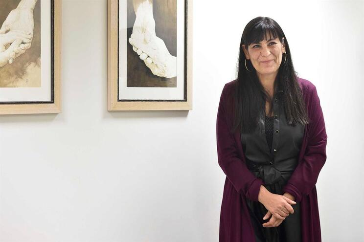 Três magistradas e seis funcionários chefiados por Teresa Morais fizeram 4270 diligências em 2018, no