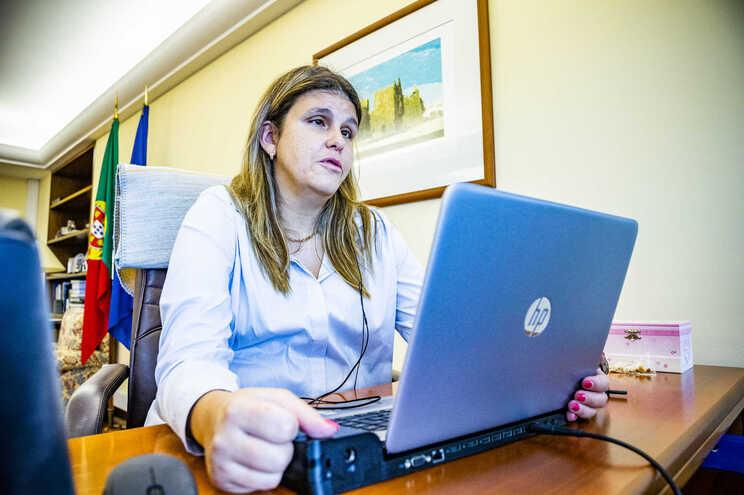 Ana Sofia Antunes, secretária de Estado da Inclusão das Pessoas com Deficiência, no Ministério do Trabalho