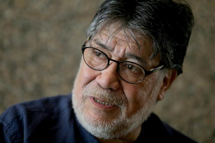 Escritor Luis Sepúlveda