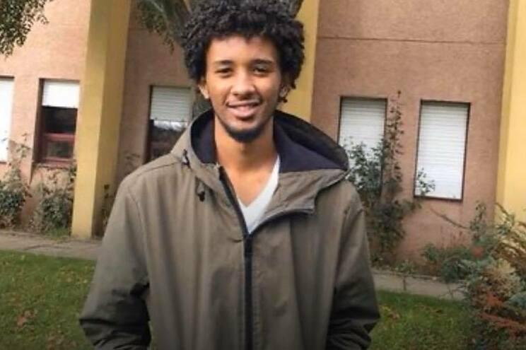 Luís Giovani Rodrigues, 21 anos, morreu no dia 31 de dezembro, dez dias depois de ter sido espancado