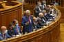 Siga em direto o debate no Parlamento sobre o Orçamento