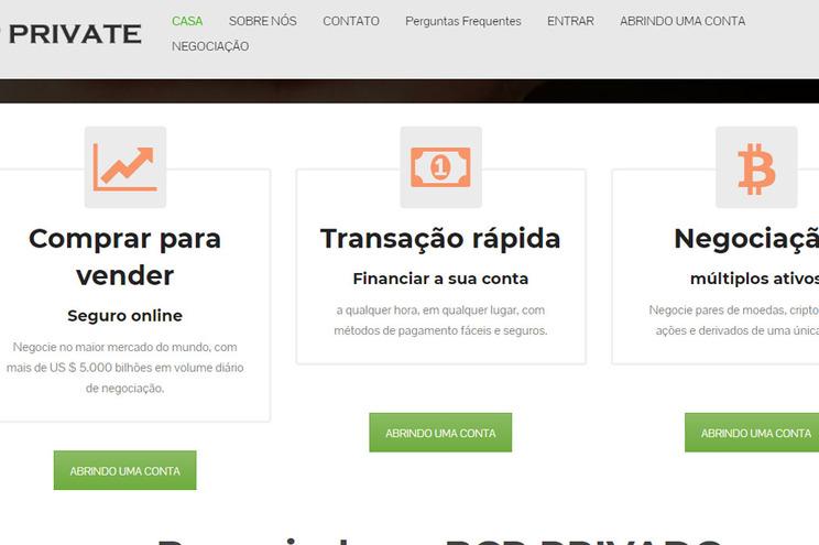 CMVM alerta para site que se faz passar pelo banco BCP
