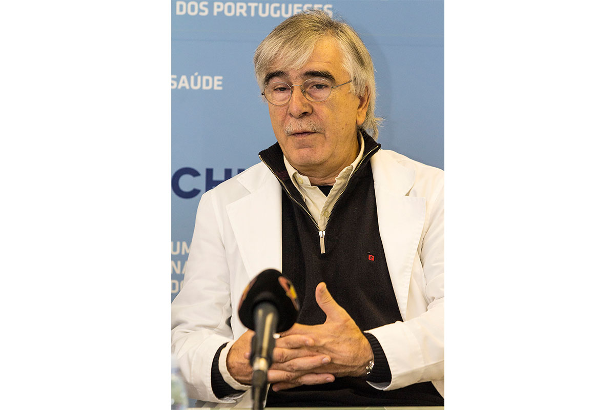António Reis Marques, Presidente do Colégio de Psiquiatria da Ordem dos Médicos