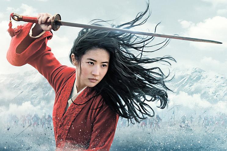 """Liu Yifei, a estrela de """"Mulan"""""""