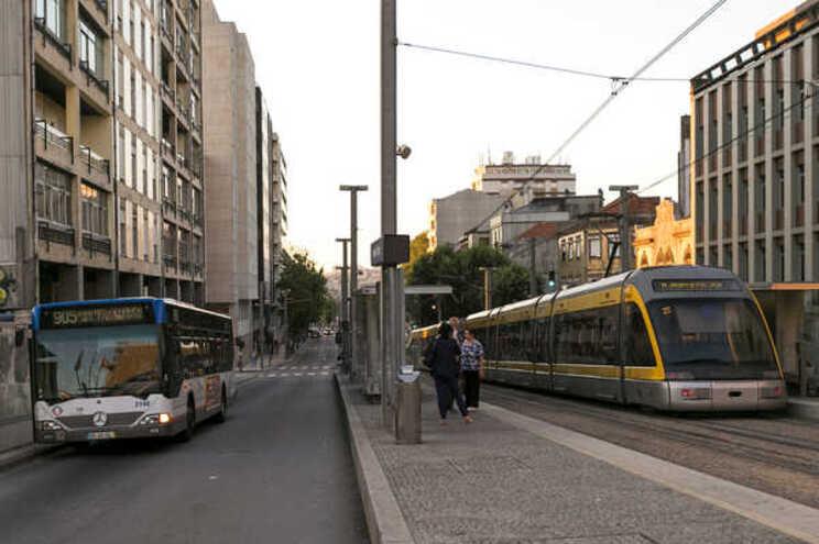 Transportes do Grande Porto com oferta reduzida no Natal