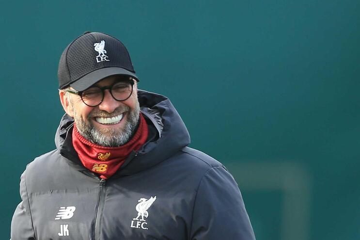 Liverpool pode sagrar-se campeão a 21 de março