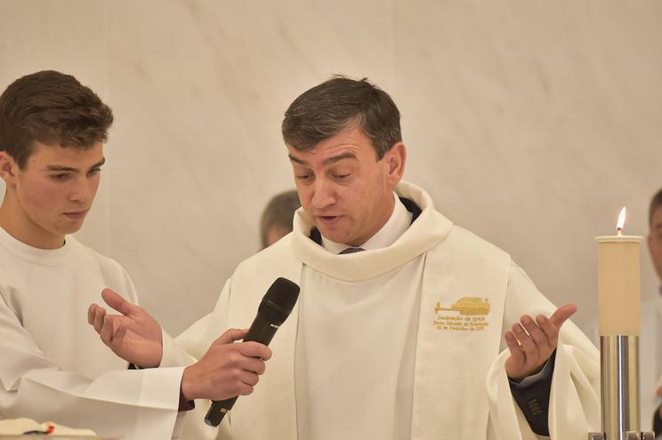 Padre Manuel Brito foi convidado pelo bispo do Porto, D. Manuel Linda