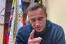 O líder da oposição na Rússia, Alexei Navalny