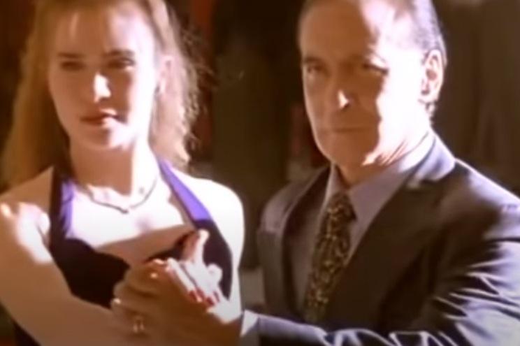 "Juan Carlos Copes participou no filme ""Tango"""